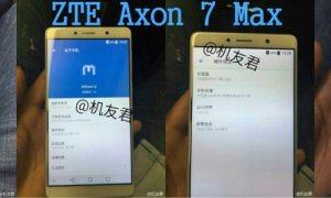 ZTE Axon 7 Max