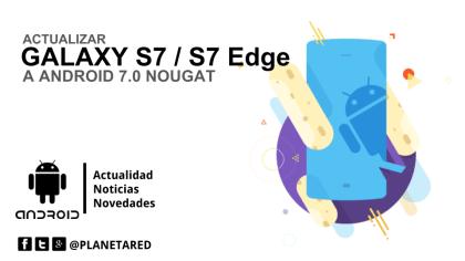 Actualizar Galaxy S7