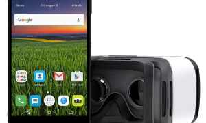 Alcatel Idol 4+ Lentes VR