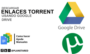 Descargar Torrent en Google Drive