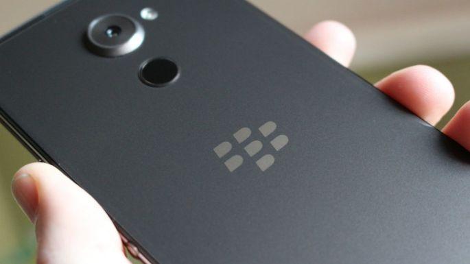 BlackBerry Cámara