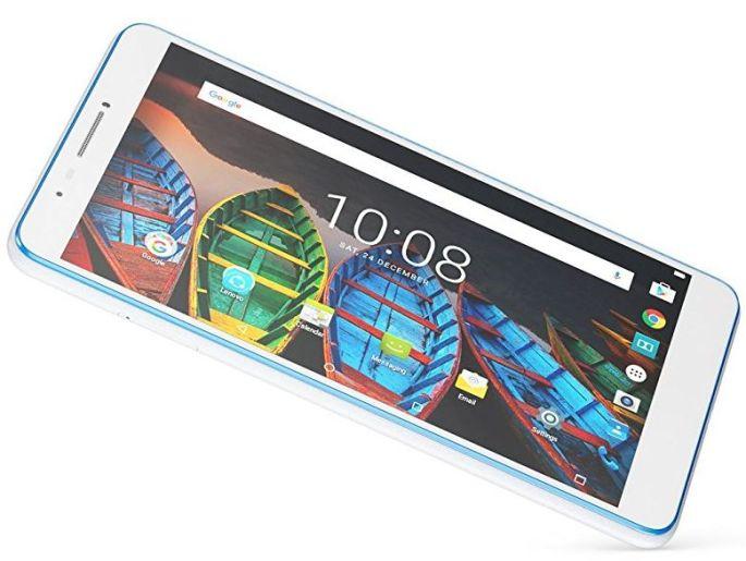 Lenovo en Tab3 7 Plus, conexión 4G, pantalla FullHD a buen precio