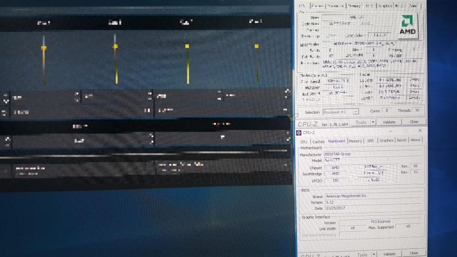 Overclock en AMD RYZEN