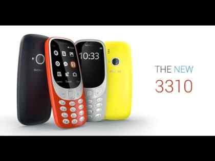 Hard Reset del nuevo Nokia 3310