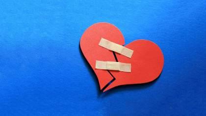Parche corazón impreso en 3D