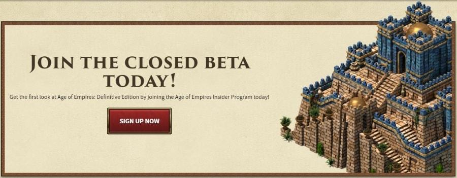 Remake de Age of Empires