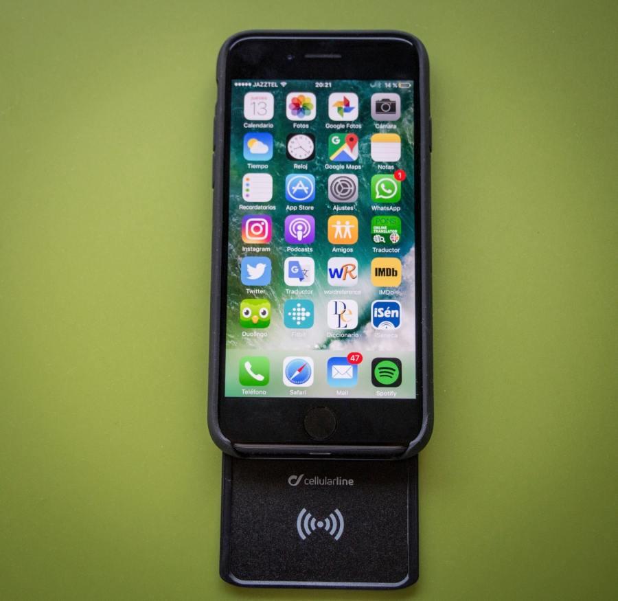 CelullarLine Antenna, protege y ten mejor cobertura en tu iPhone 7