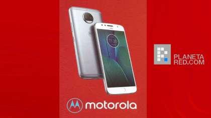 Moto G5S Plus cartel