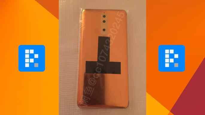 nueva foto del Nokia 8
