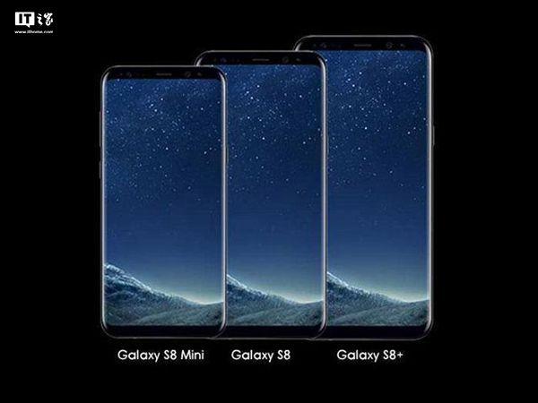 Samsung Galaxy S8 Mini tendrá 5,3 pulgadas y procesador Snapdragon 821