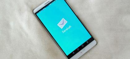 Como enviar mensajes anonimos