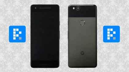 Google Pixel 2 Evan Blass
