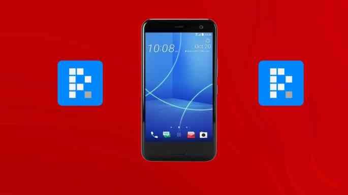render del HTC U11