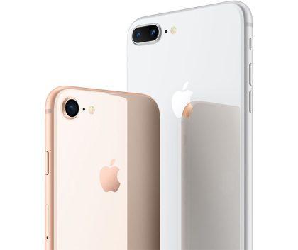 resetear el iPhone 8