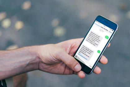 Recuperar un SMS borrado