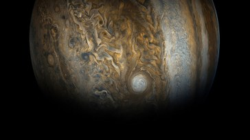 Photo Credit: NASA/SwRI/MSSS/Gerald Eichstädt/Seán Doran