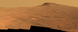 Opportunity rover survives worst part of another Martian winter as it continues study of ancient gully