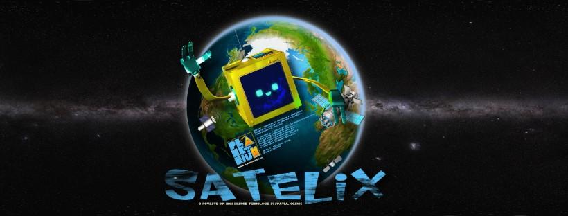 SATELIX – SPECTACOL DIGITAL DE PLANETARIU – ÎN CURÂND