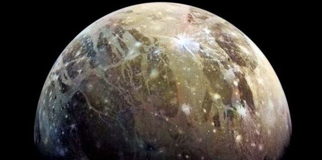 Ganymede © NASA