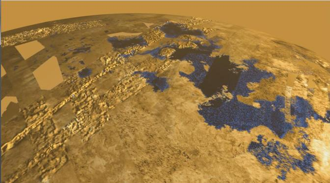 Tides in the lakes of Titan