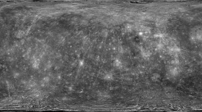 Ice on Mercury