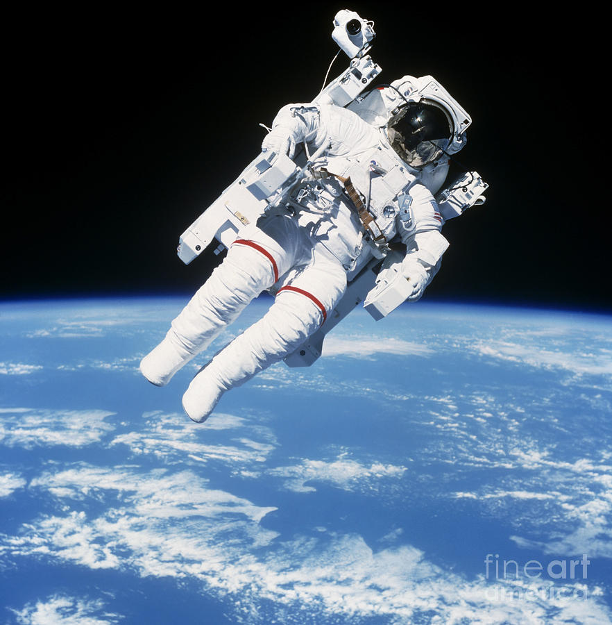 Image result for space man floating animation
