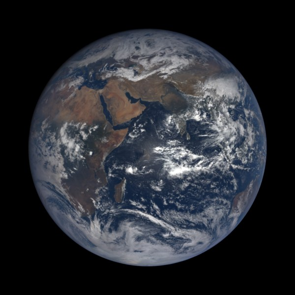 Pictures of Earth by Planetary Spacecraft | The Planetary ...