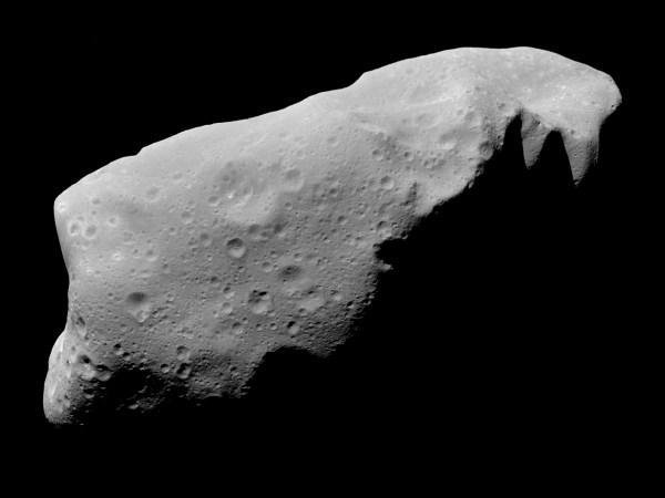 Asteroid 243 Ida The Planetary Society