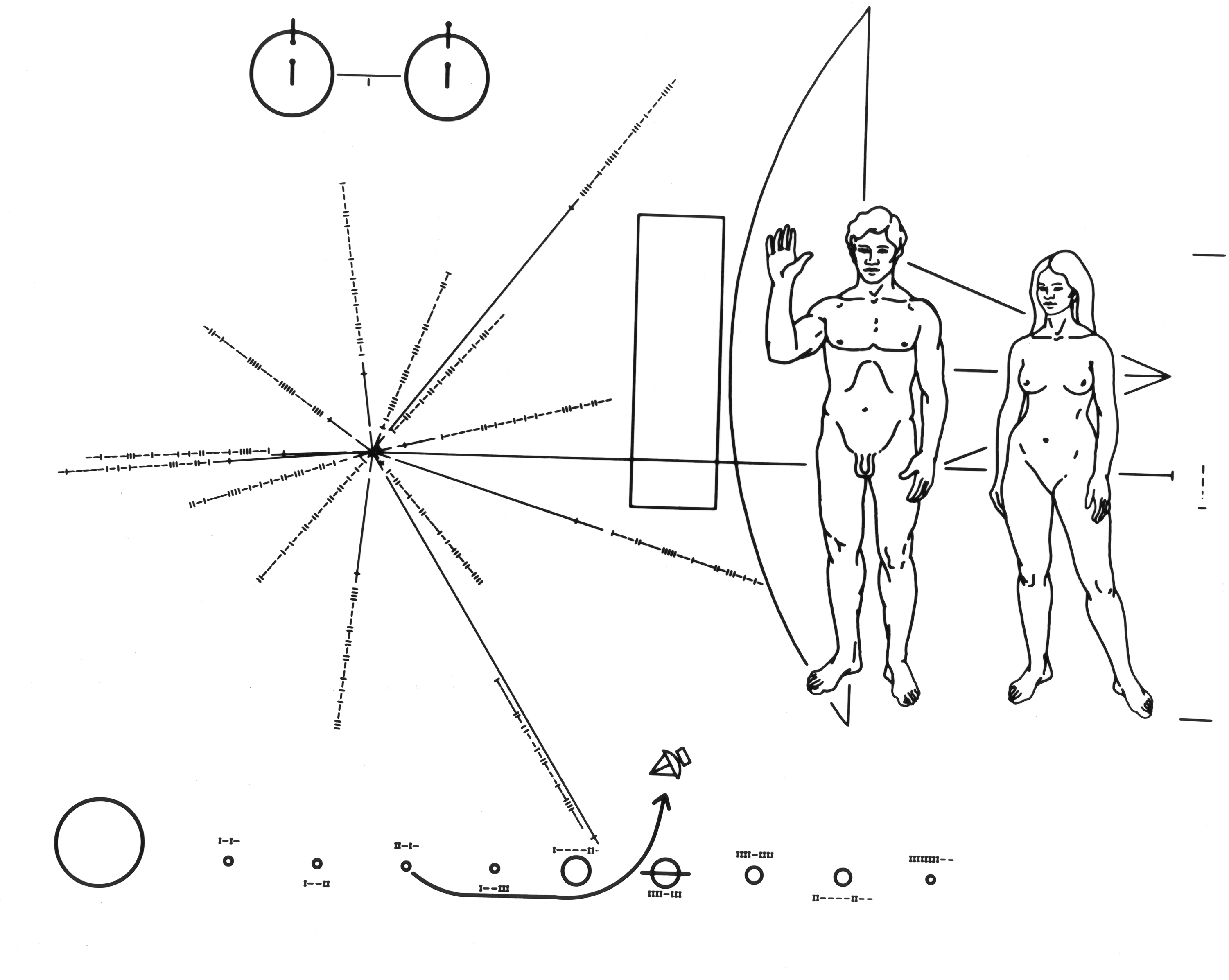 The Pioneer Plaque Science As A Universal Language