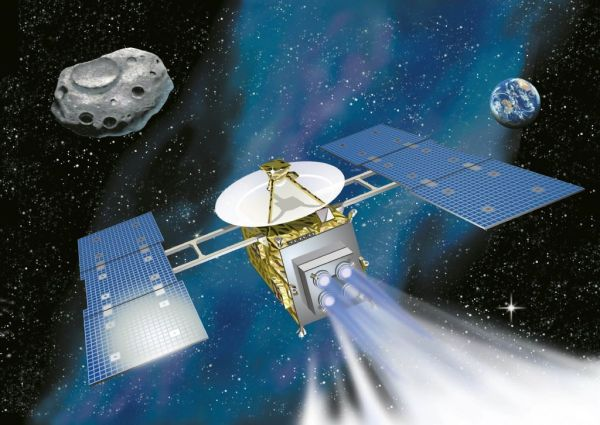 Hayabusa (MUSES-C) | The Planetary Society