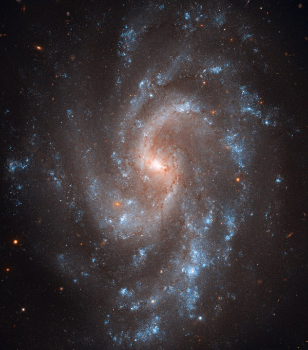 Why can Hubble get detailed views of distant galaxies but ...