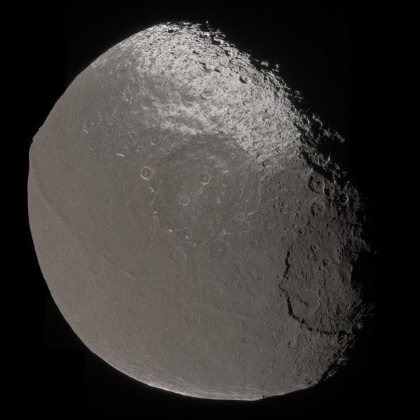 Iapetus in color | The Planetary Society