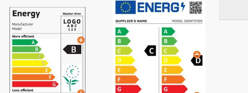 table etiquettes energetiques