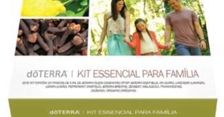 Kit Essencial para Família - doTerra