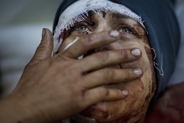 Aida, Idlib, Syria Fot.Rodribo Abd