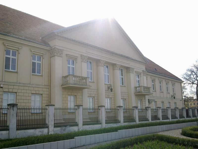 Pałac Biskupi weWłocławku