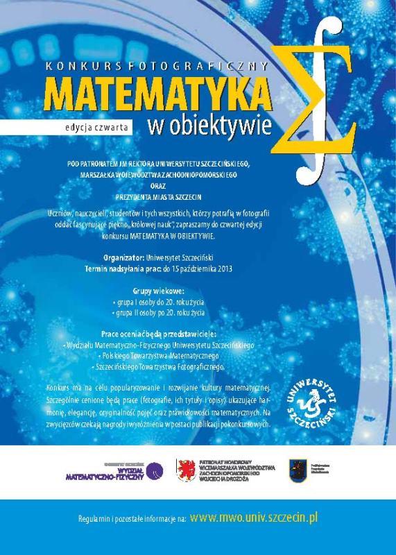 Matematyka wobiektywie 2013 ulotka inf A5_Strona_1
