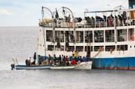 Illala Ferry likoma island malawi