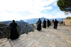 Meteora Monks