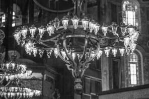 Istanbul lights.
