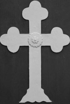 Cross on a Church Door