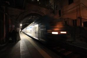 Cinque Terra Train