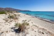 Elafonisi Beach Sand Dunes