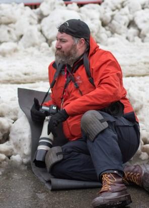 Iditarod Photographer