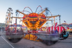 Fur Rondy Carnival Ride