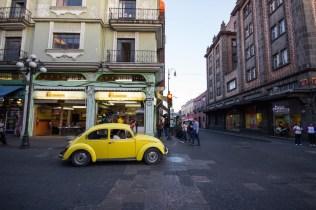 Puebla Mexico Street Photo