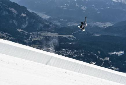 Action Sports - Snowboarding