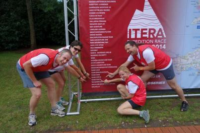 We are team tentel!