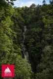 Waterfalls at Devil's Bridge