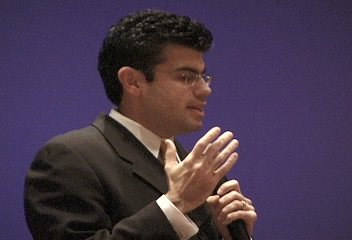 Fabrizio Mancini Parker Seminars Las Vegas Speech